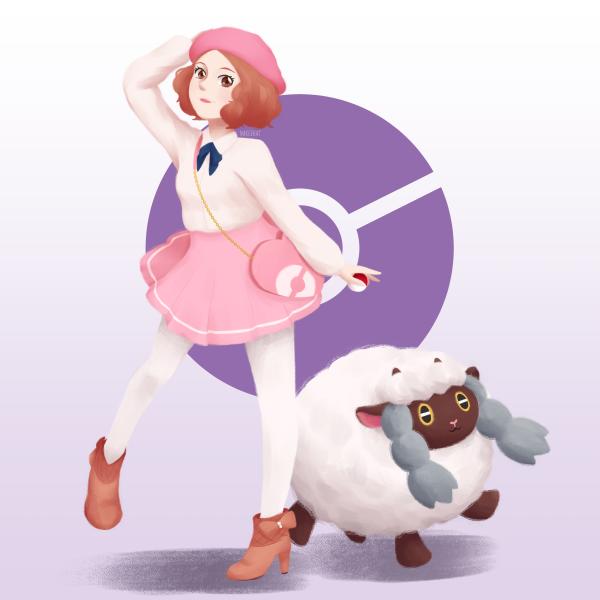 Pokemon Trainer Haru